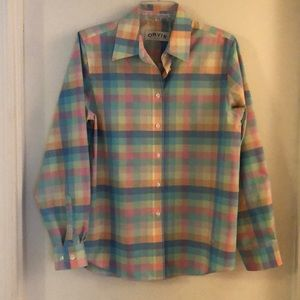 Orvis blouse New Size 10